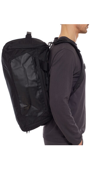 The North Face Landfall Expandable Duffel tnf black